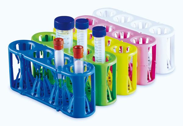 Contenitori per stoccaggio di tubi rack tubi e microtubi for Tipi di tubi di plastica