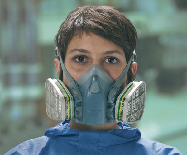 3m maschera riutilizzabile