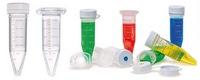 100 ml, confezione da 10 BANCN Durevole Provette in plastica trasparente con tappi a vite