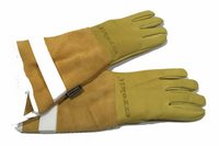 CRYOLITE HP leather industrial work Gloves