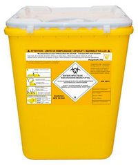 Hospisafe Waste container